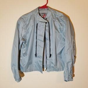 Joe Rocket womens blue motorcycle jacket liner